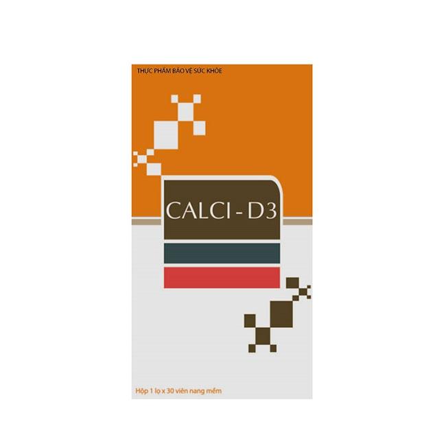 Tpbvsk Isopharco Calci D3, Hộp 30 viên