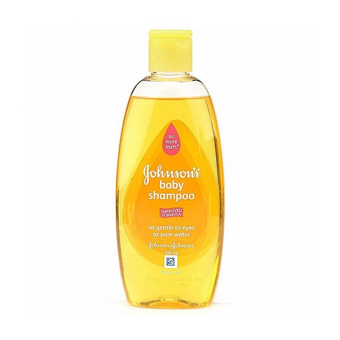Dầu gội dịu nhẹ cho bé Johnson's Baby Shampoo 200ml