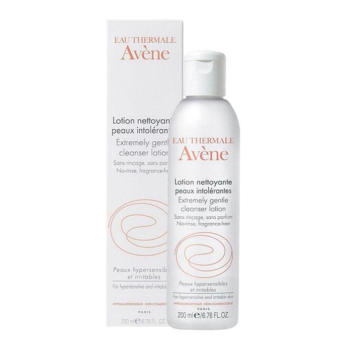 Kem tẩy trang dịu nhẹ Avene Extremely Gentle Cleanser Lotion 200ml