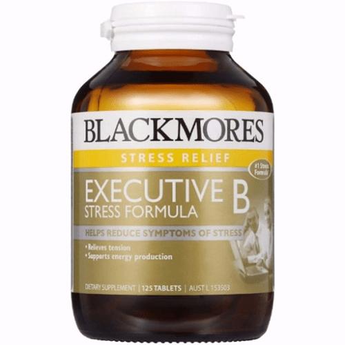 Viên uống Blackmores Executive B Stress Formula xua tan căng thẳng