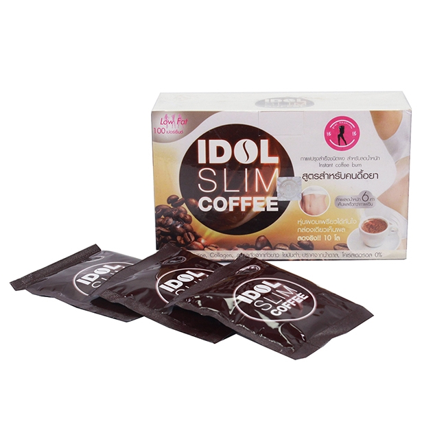 Cà phê giảm cân Idol Slim Coffee của Thái Lan