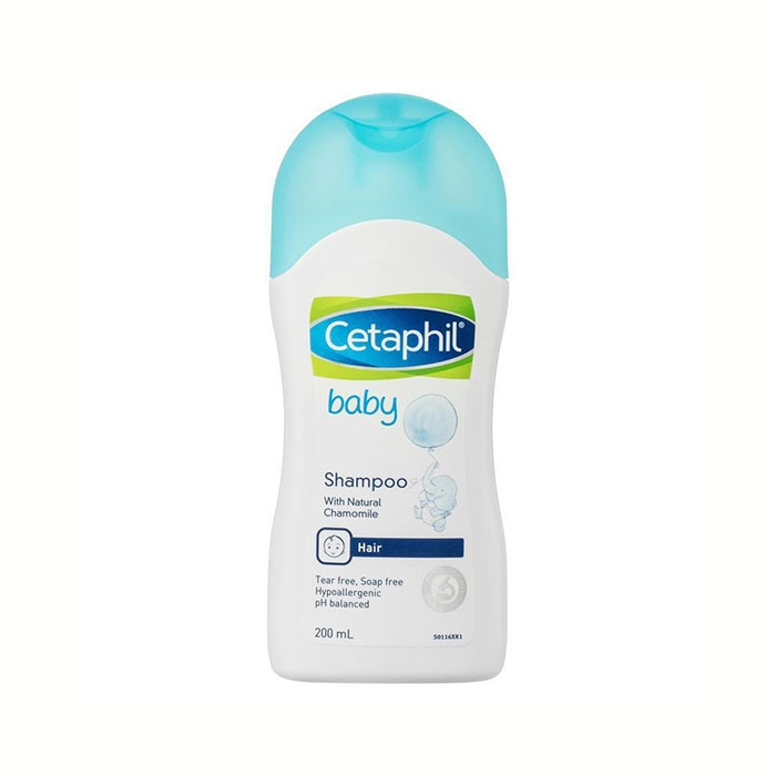Dầu gội đầu Cetaphil Baby Shampoo 200ml