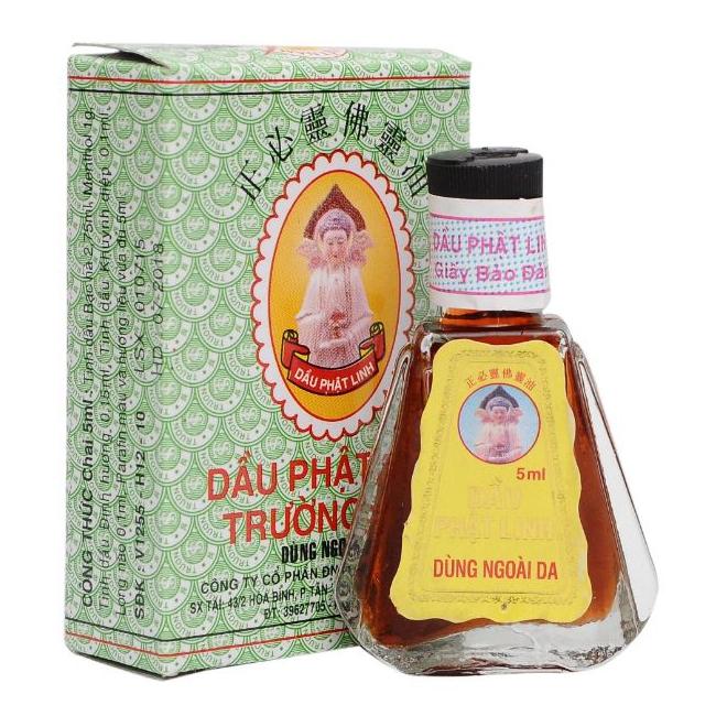 Dầu Phật Linh Trường Sơn 5ml