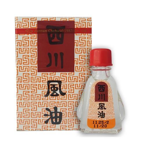 Dầu thái lan nước trắng See Chuan, Hộp 3ml