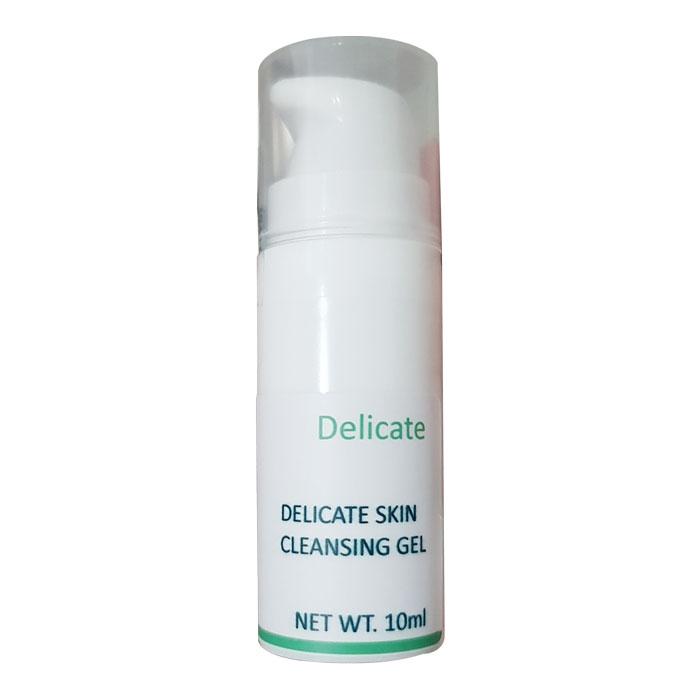 Gel rửa mặt phục hồi giảm kích ứng làm sáng mịn da MAD Delicate Skin Cleansing Gel 10ml