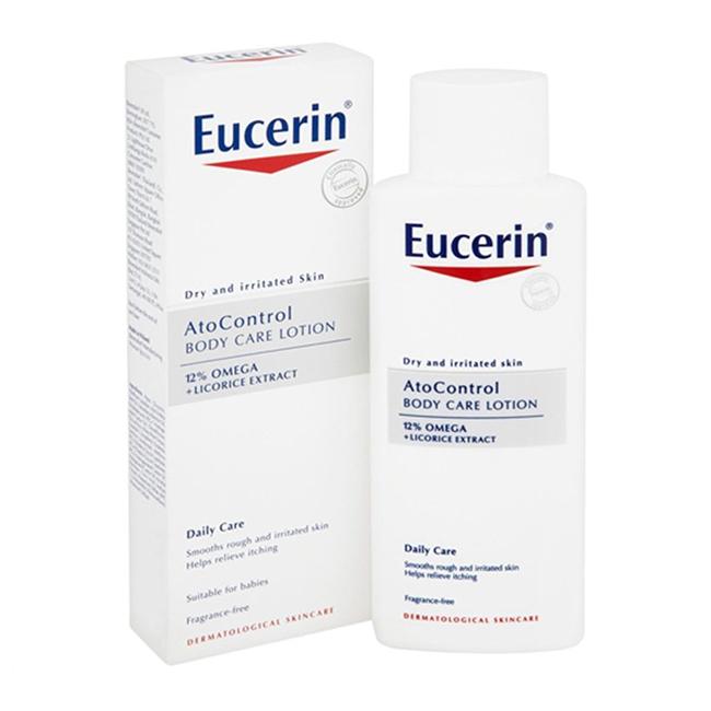 Sữa Dưỡng Thể Dành Cho Da Khô Eucerin AtoControl Body Care Lotion 250ml