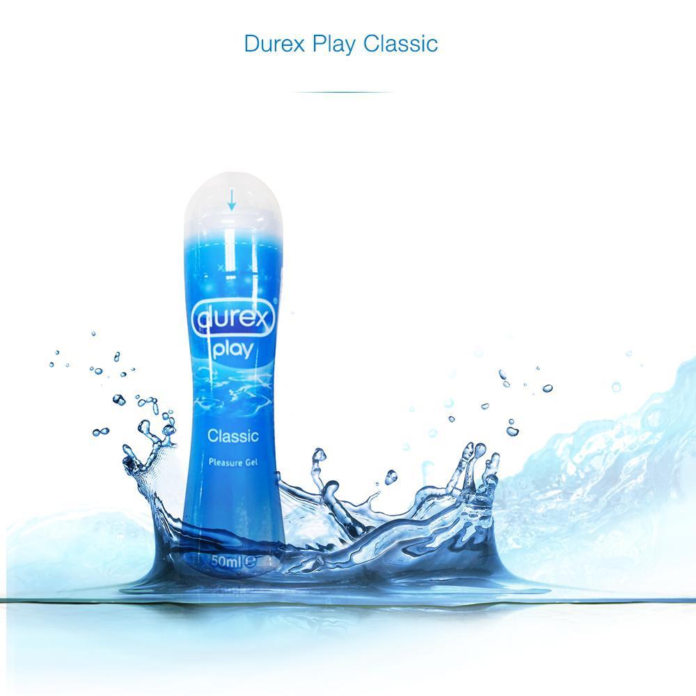 Gel bôi trơn Durex Play Classic Hộp 50ml