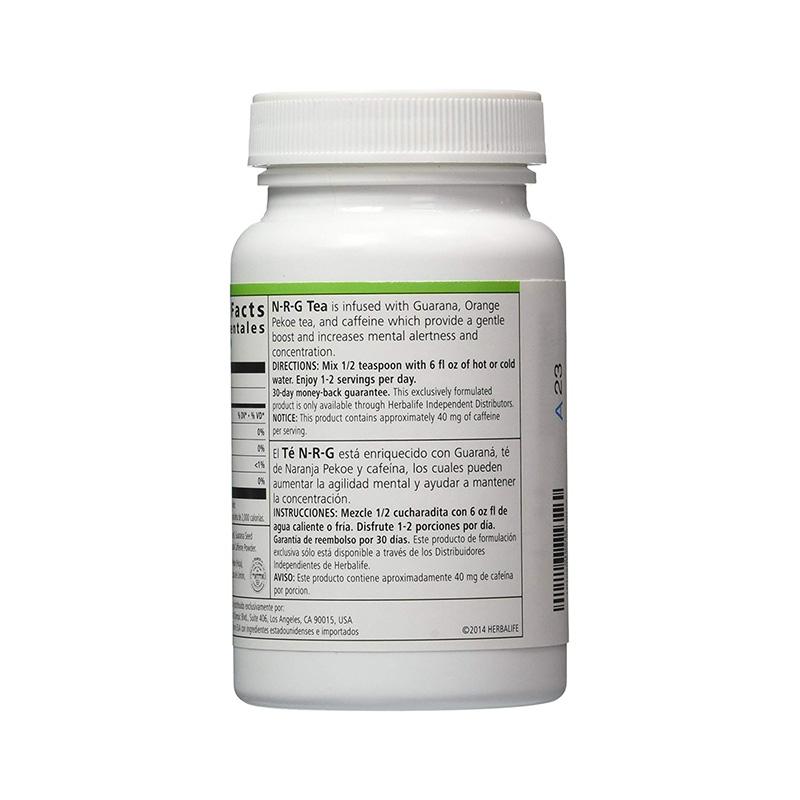 Herbalife N-R-G trà giảm cân kiểm soát cân nặng
