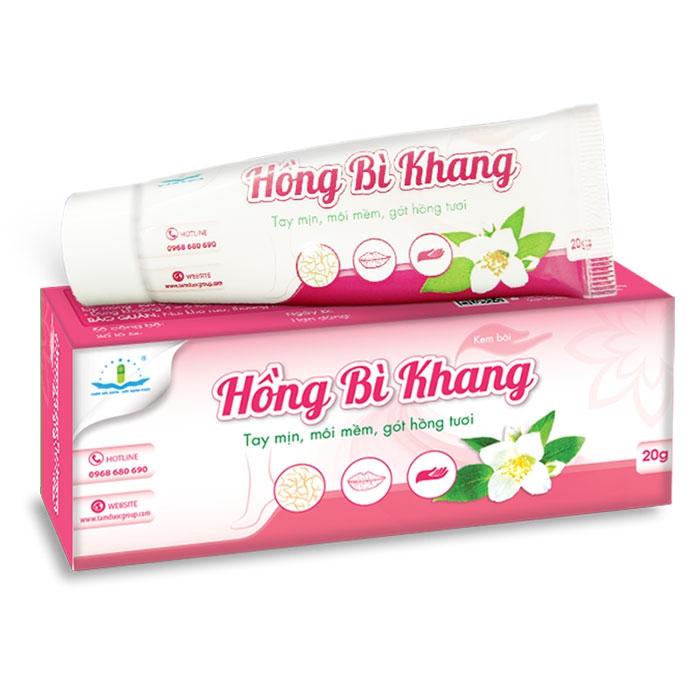 Kem dưỡng da Hồng Bì Khang, Tuýt 20g
