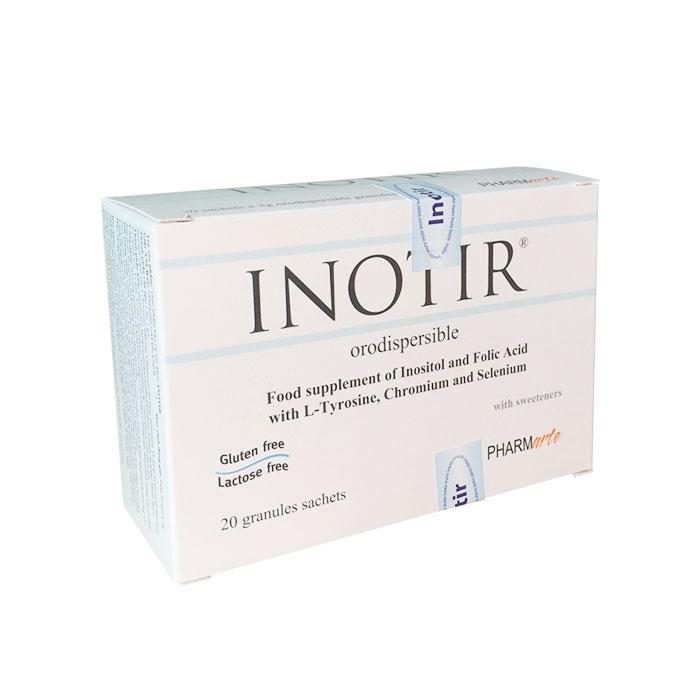 Thuốc Inotir, Hộp 20 gói