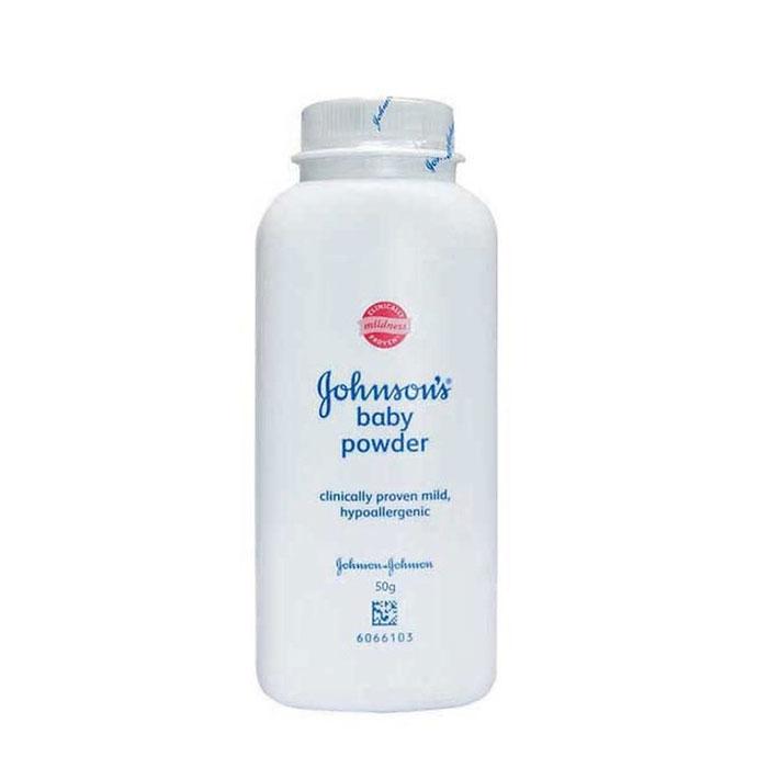 Phấn thơm em bé Johnsons Baby Powder 50g