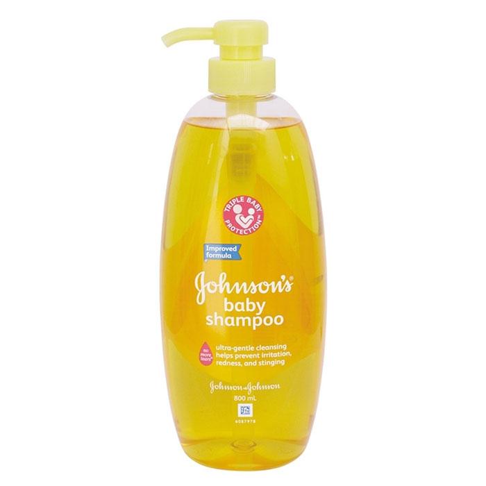 Dầu gội dịu nhẹ cho bé Johnson's Baby Shampoo 100ml