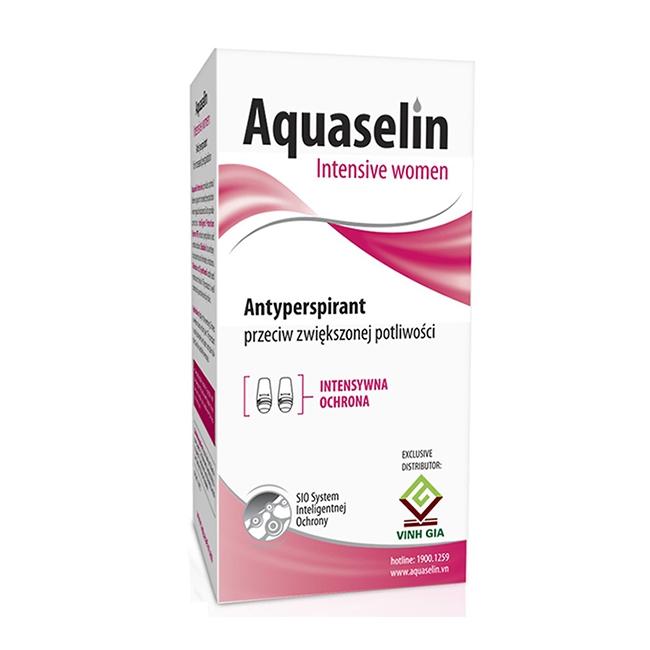 Lăn khử mùi Cho Nữ Aquaselin Insensitive Women Antiperspirant 50ml