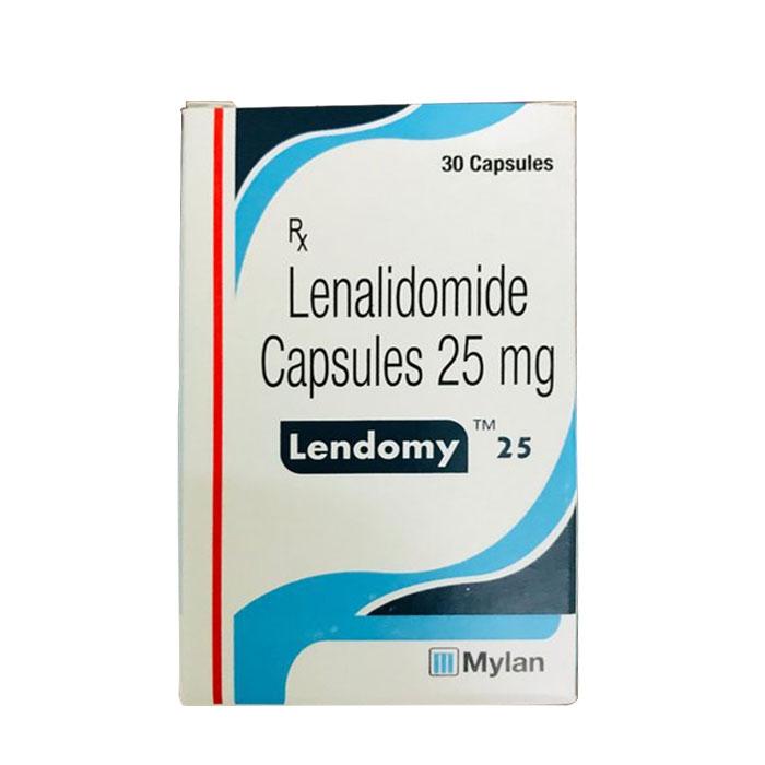 Thuốc Lendomy 25mg, Hộp 30 viên