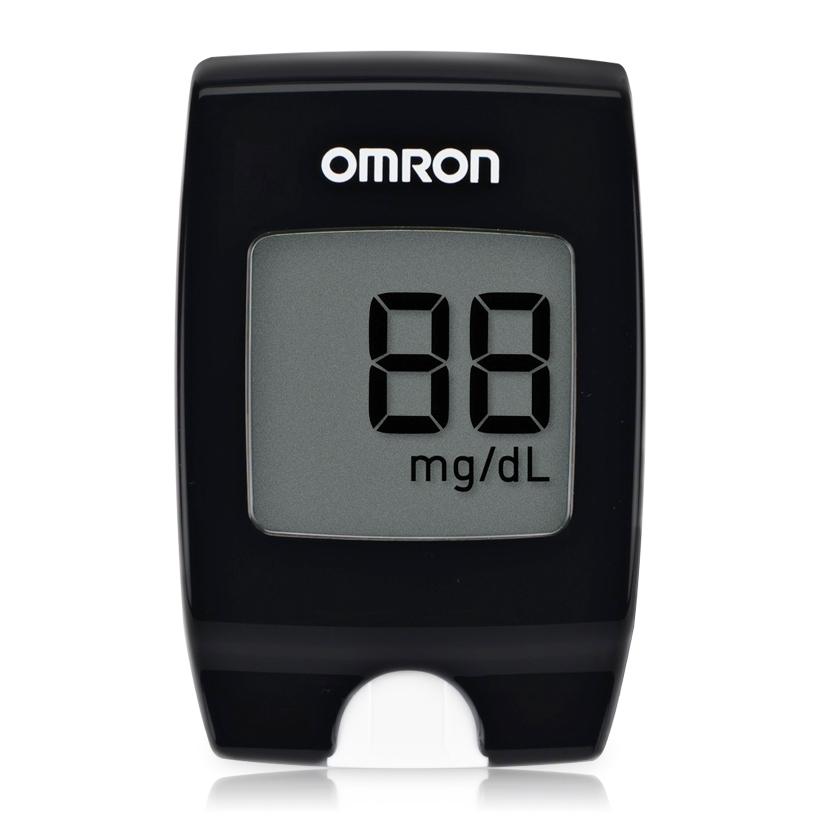 Máy đo đường huyết Omron HGM-112mg/dL - Khuyên dùng mg/dL