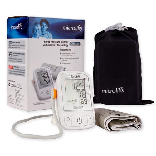 Máy đo huyết áp bắp tay Microlife BP A2 Classic