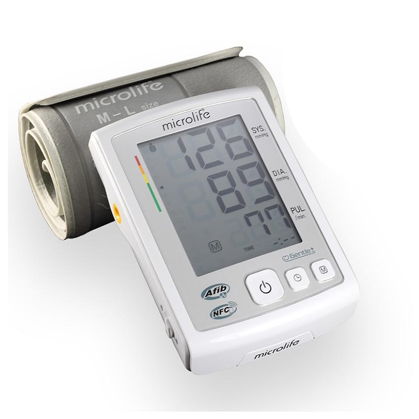 Máy đo huyết áp bắp tay Microlife BP A5-NFC