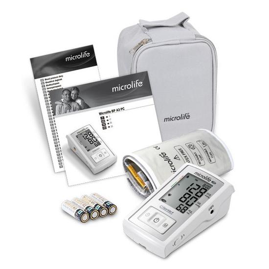 Máy đo huyết áp bắp tay Microlife BP A6 Basic
