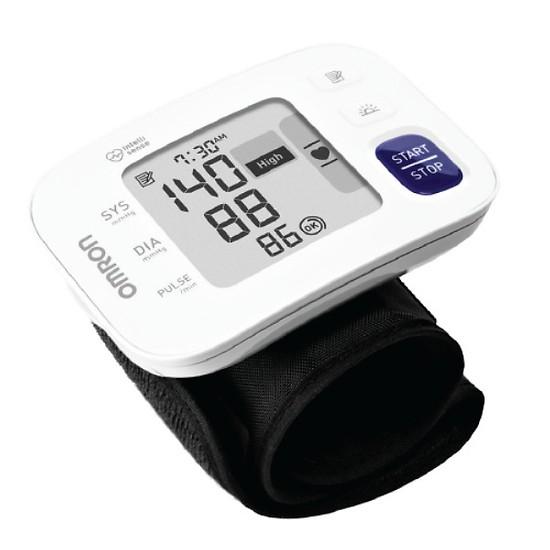 Máy đo huyết áp cổ tay Omron Hem 6181