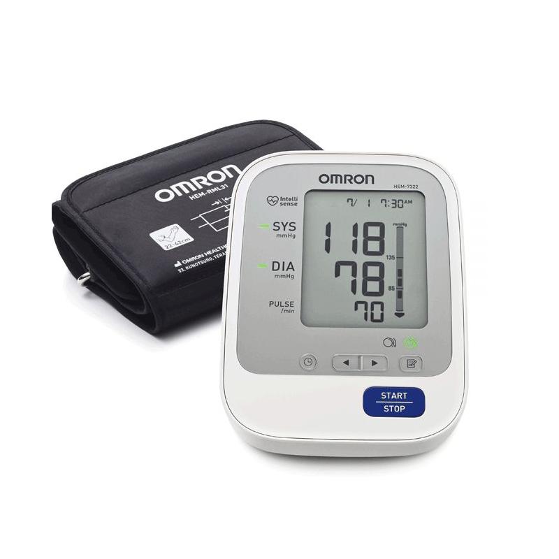 Máy đo huyết áp tự động đo bắp tay Omron HEM-7322 Cao cấp ( Ngừng kinh doanh )