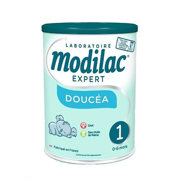 Sữa Bột Modilac Doucea 1, Lon 800g dành cho bé từ 0-6 tháng tuổi