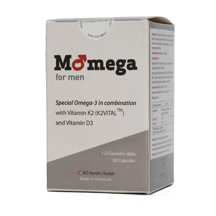 DAO Nordic Health Momega For Ment, Hộp 30 viên