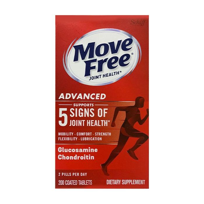Move Free Joint Health Schiff, Chai 200 viên