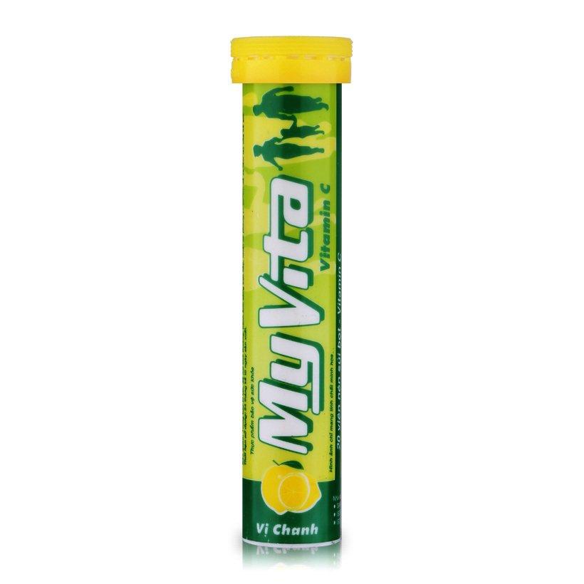 Myvita Vitamin C, Tube 20 viên