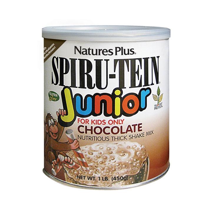 Bột dinh dưỡng dành cho trẻ em Spiru-tein Junior Chocolate, Hộp 450g