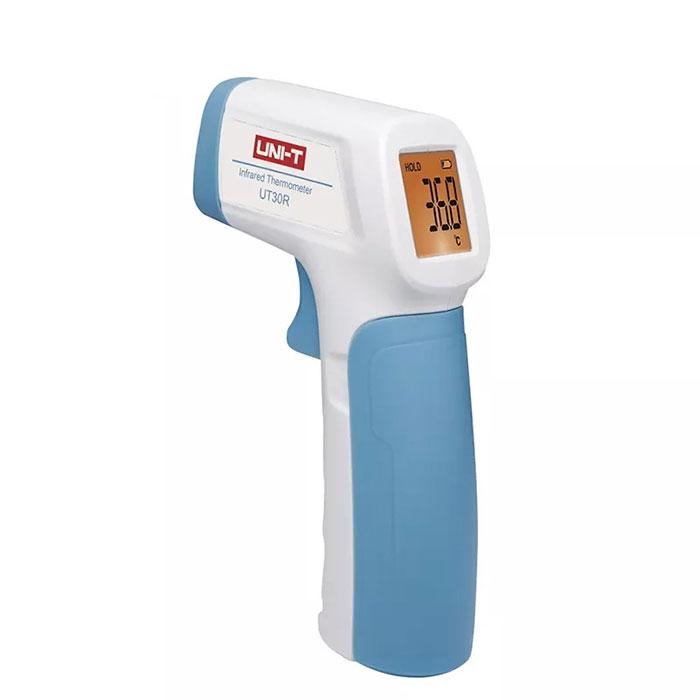 Máy đo nhiệt kế hồng ngoại đo trán UNI-T UT30R