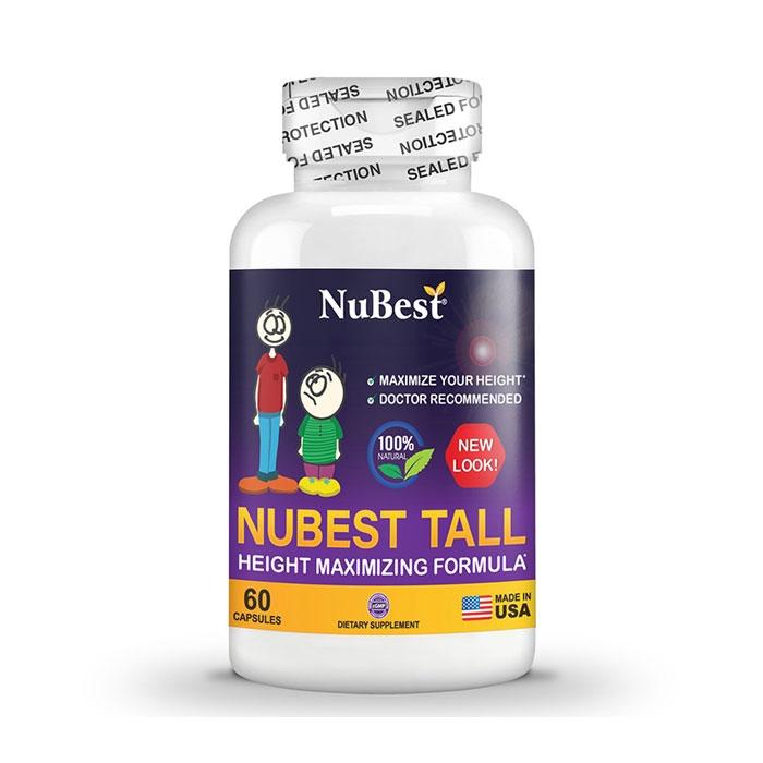 NuBest Tall giúp trẻ cao lớn mỗi ngày