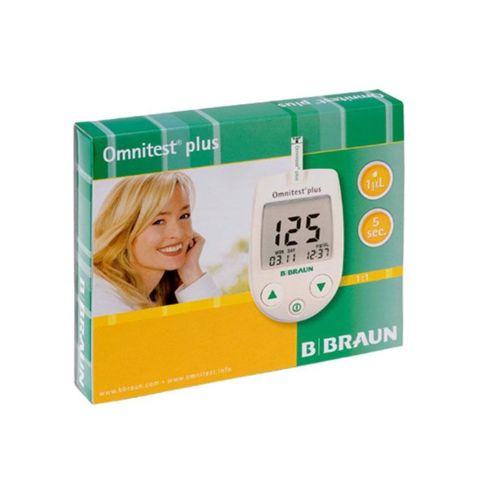 Máy đo huyết áp Omnitest Plus Glucose Kit