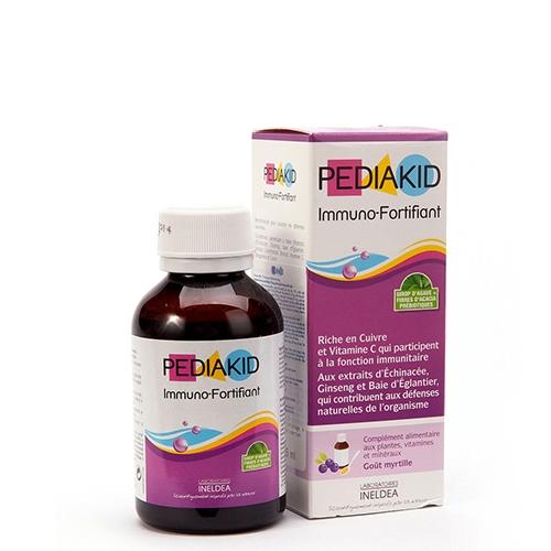 Pediakid dạng nước tăng cường khả năng miễn dịch