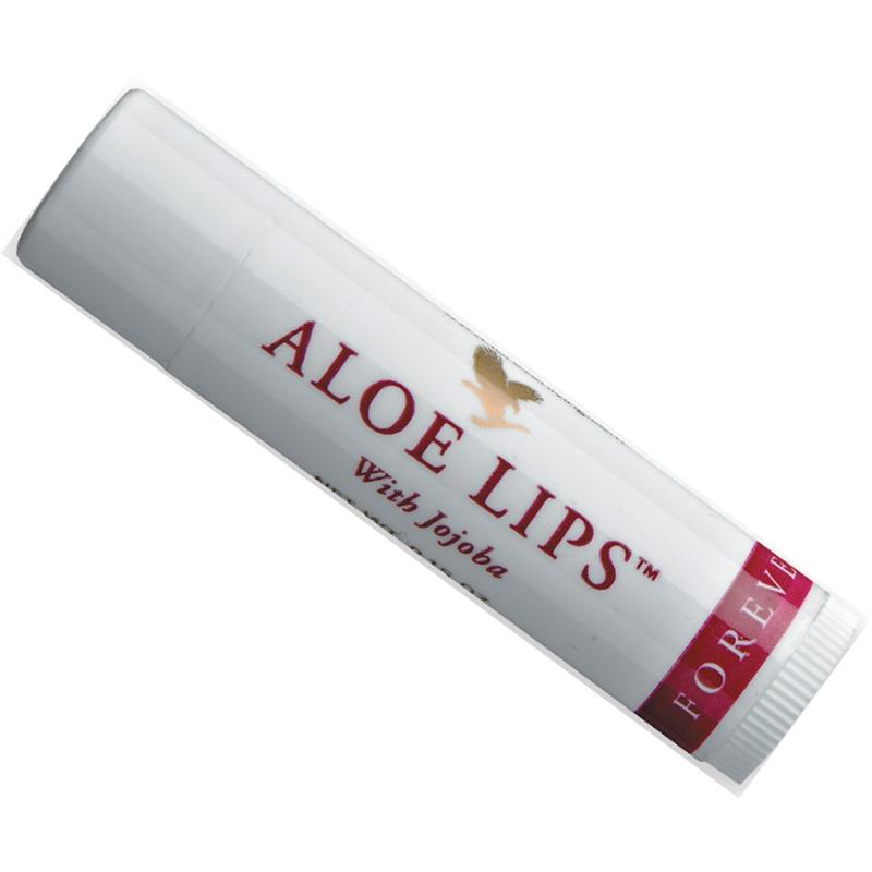 Son dưỡng môi Forever Aloe Lips with Jojoba 4,25g - Ms 022