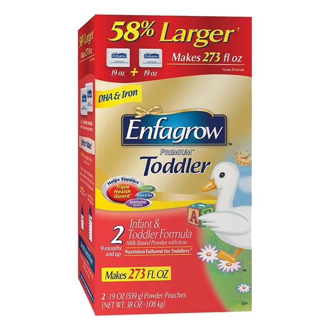 Sữa bột Enfagrow Premium Toddler Số 2