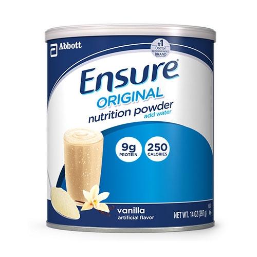 Sữa bột Ensure Original Nutrition Powder Add Water - 397g