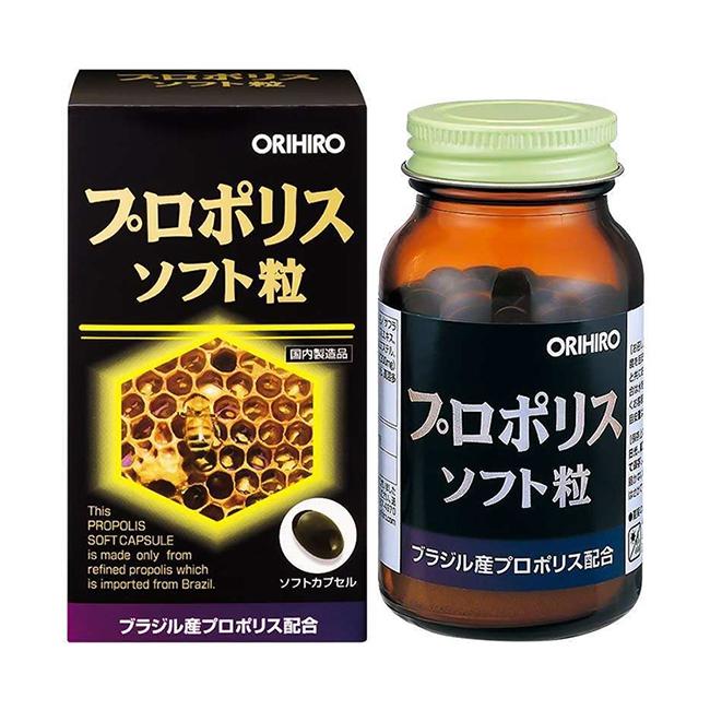 Sữa Ong Chúa Nhật Bản Orihiro | Chai 120 Viên