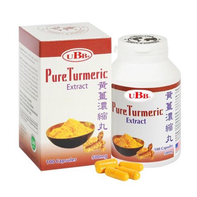 Thực phẩm bảo vệ sức khỏe UBB PURE TURMERIC