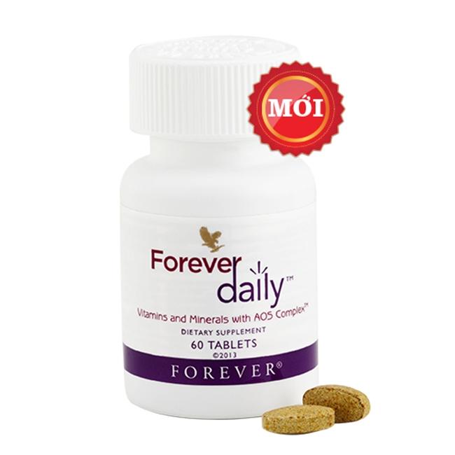 Thực phẩm chức năng Forever Daily - Ms 439