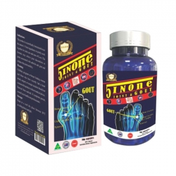 5 in One Joint & Gout Healthy Golden 100 viên - Viên uống Gout