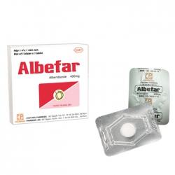 Pharmedic Albefar 400mg, Hộp 1 viên