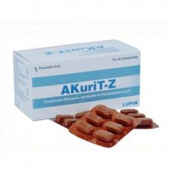 Thuốc Akurit Z, Hộp 90 viên