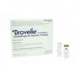 Thuốc điều trị vô sinh Bravelle 75IU FSH/VIAL