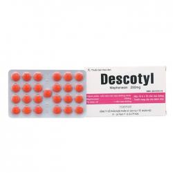 Descotyl 250mg, Hộp 250 viên ( Khánh Hội )
