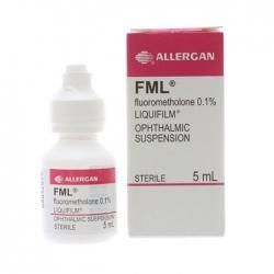 Thuốc dùng ngoài FML Liquifilm, Lọ 5ml