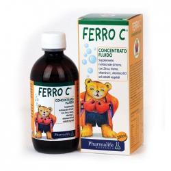 Tpbvsk bổ sung Sắt, Kẽm, Vitamin C Ferro C Bimbi, Chai 200ml