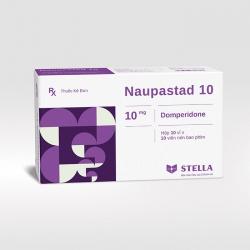 Thuốc tiêu hóa Stella Naupastad 10, Hộp 100 viên