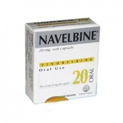 Thuốc Navelbine 20mg, Hộp 1 viên