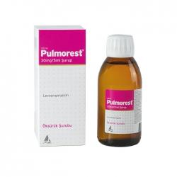 Thuốc VNP Pulmorest, Hộp 50ml