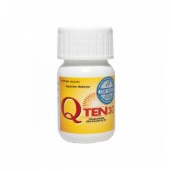 Viên uống bổ sung Coenzyme Q10 Q-Ten 30, 30 viên